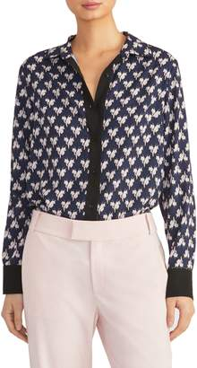 Rachel Roy Collection Lovebird Shirt