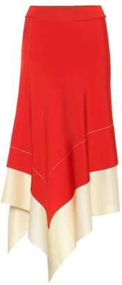 Victoria Beckham Knit midi skirt
