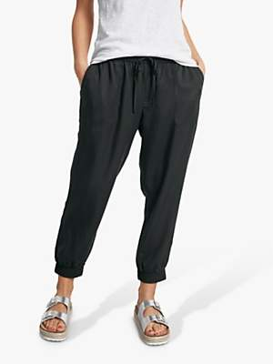 Hush Monaco Trousers, Black