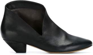 Marsèll cut-out detail booties