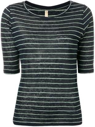 Bellerose ストライプ Tシャツ