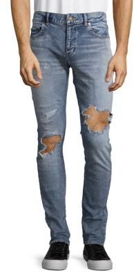 Distressed Jeans $850 thestylecure.com