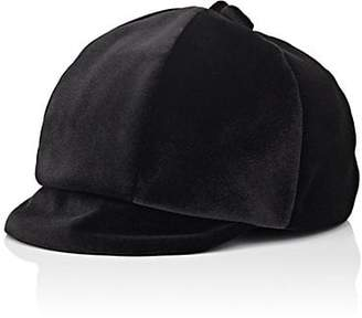Jennifer Ouellette Women's Velvet Baseball Cap - Black