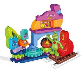 Mega Bloks Dr. Seuss How The Grinch Saved Christmas Mega Blocks