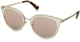 Kate Spade Women's Jazzlyn/s Round Sunglasses