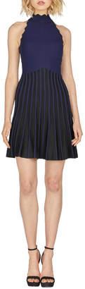 Adelyn Rae Lia Knit Sweater Dress