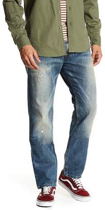 Diesel Thommer Slim Skinny Distressed Jeans