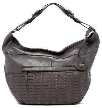 The Sak Valle Leather Hobo Bag