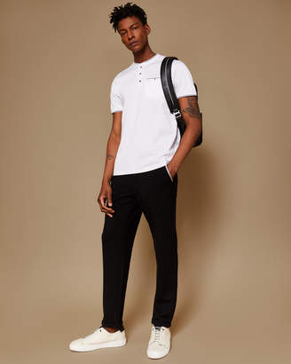 Ted Baker DAIR SLIM FIT JERSEY TROUSERS