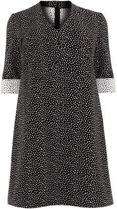 Next Womens Studio 8 Black Meredith Dress