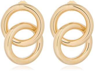 Laura Lombardi Interlock Earrings