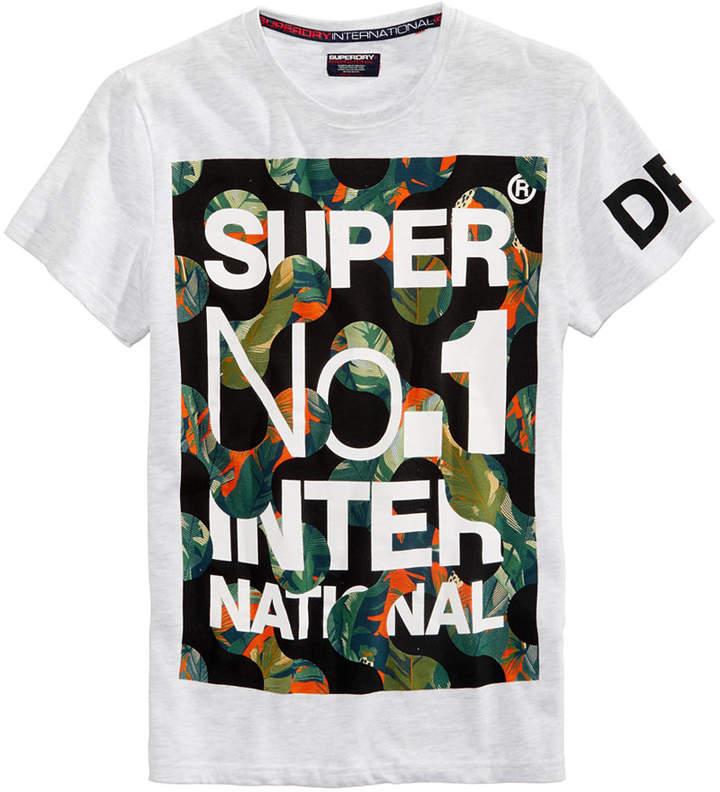 Superdry Super dry Men's Super No. 1 Print T-Shirt