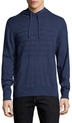 Saks Fifth Avenue Solid Drawstring Hoodie