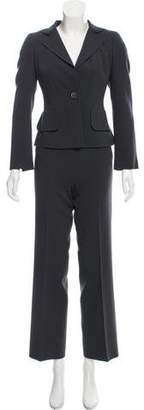 Akris Wool Pant Suit