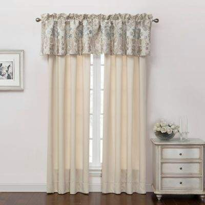 Warren Valance in Cream