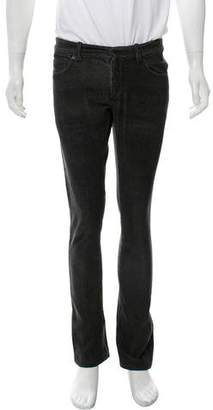 Balenciaga Flat Front Casual Corduroy Pants w/ Tags