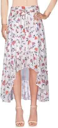 Biancoghiaccio 3/4 length skirts