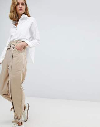 Asos High Waist Co-Ord Trouser