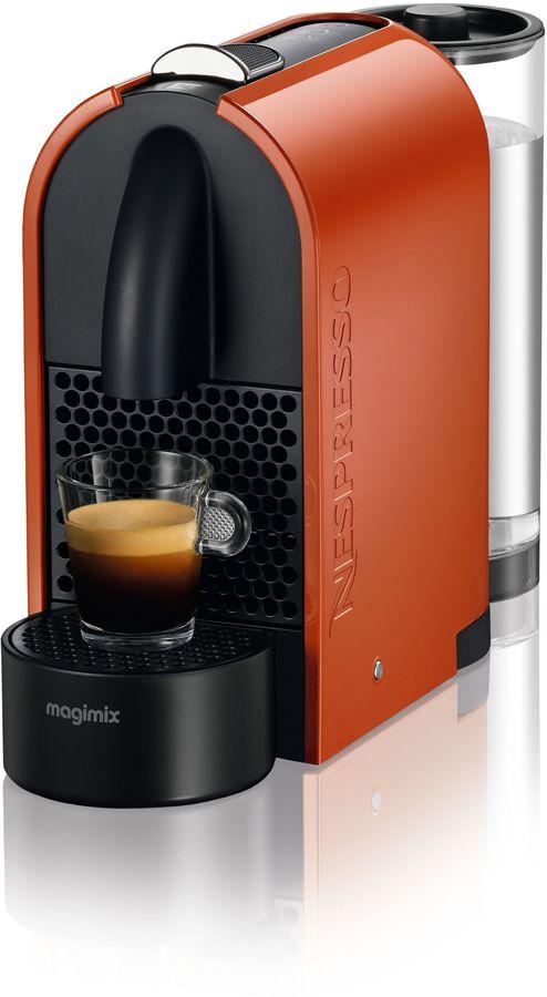 Magimix Nespresso U Orange 11341
