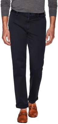 Prada Men's Casual Flat Front Twill Trousers