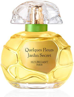 Houbigant Paris Exclusive Quelques Fleurs Jardin Secret Collection Privee, 3.3 oz./ 100 mL