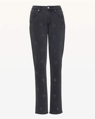 Juicy Couture (ジューシー クチュール) - Embellished Denim Skinny Jean