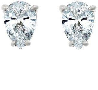 Affinity Diamond Jewelry Pear Diamond Stud Earrings, 14K, 1/2cttw, by Affinity