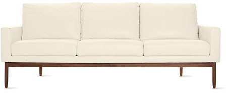 Design Within Reach Raleigh Sofa in Leather