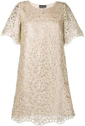 Moschino short lace dress