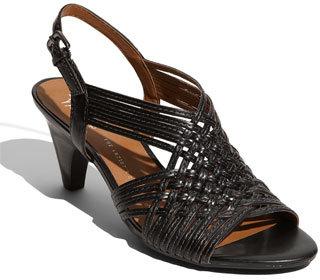 Franco Sarto Artist Collection 'Luna' Woven Sandal