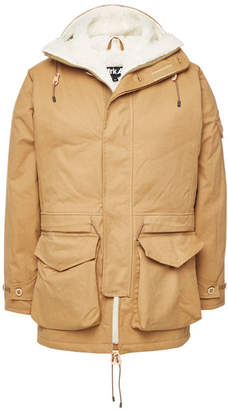 ARK AIR Fury Master Cotton Parka with Wool