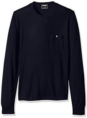 Todd Snyder Men's LS Cashmere T-Shirt