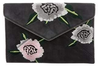 Rebecca Minkoff Embellished Envelope Clutch