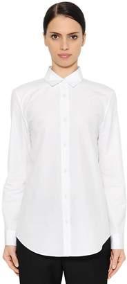 Jil Sander Cotton Poplin Shirt