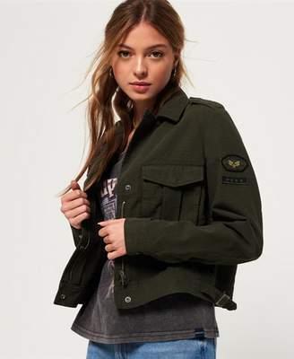 Superdry Military Crop Jacket