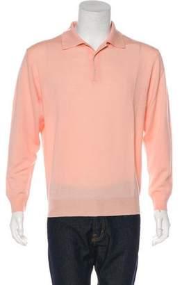 Valentino Wool Shirt