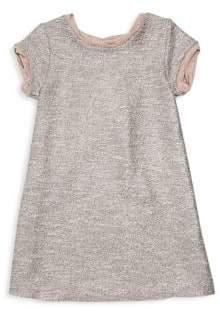 Splendid Little Girl's& Girl's Lurex Knit Dress