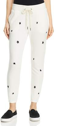 N. PHILANTHROPY Night Star Embroidered Jogger Pants
