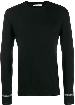 Givenchy webbing wool sweater