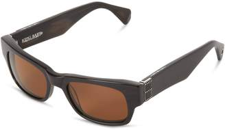 King Baby Studio Sunglasses Eclipse Driver E20-0012 Polarized Wayfarer Sunglasses