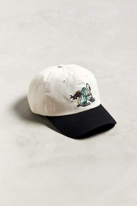 706083b503a Urban Outfitters Dragon Colorblock Dad Baseball Hat