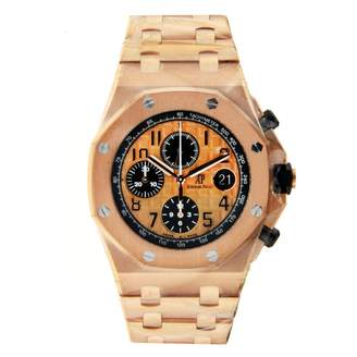Audemars Piguet Royal Oak Offshore Pink Pink gold Watches