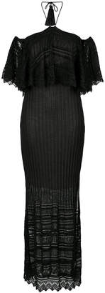 Cecilia Prado 'Zaira' knit long dress