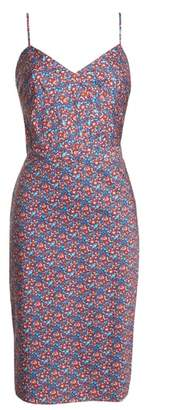 J.Crew Liberty Floral Sundress