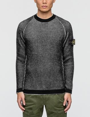Stone Island Strick Pullover $300 thestylecure.com