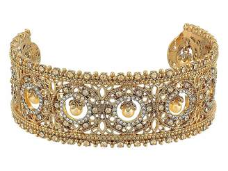 Marchesa Large Cuff Bracelet