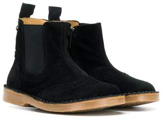 Douuod Kids classic Chelsea boots