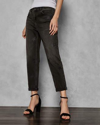Ted Baker RILEE Star embellished jeans