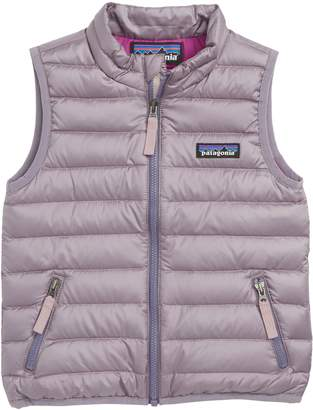 Patagonia 600-Fill Down Sweater Vest
