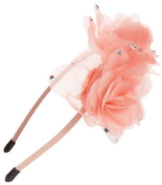 Maniere Blooming Flower Headband